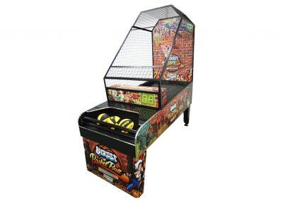 BasquetBall Street Arcade Brinquedos Para Buffet Infantil Basquete Basket Nogueira Entretenimento (1)