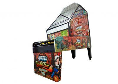 BasquetBall Street Arcade Brinquedos Para Buffet Infantil Basquete Basket Nogueira Entretenimento (2)