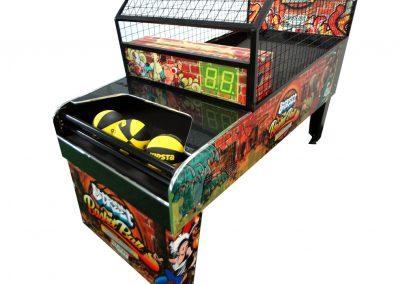 BasquetBall Street Arcade Brinquedos Para Buffet Infantil Basquete Basket Nogueira Entretenimento (3)