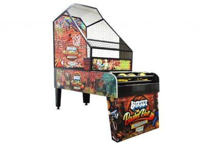 BasquetBall Street Arcade Brinquedos Para Buffet Infantil Basquete Basket Nogueira Entretenimento (5)
