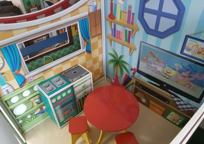 Cenogradia Para Buffet Infantil Nogueira Brinquedos (2)