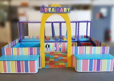 Cenogradia Para Buffet Infantil Nogueira Brinquedos (44)