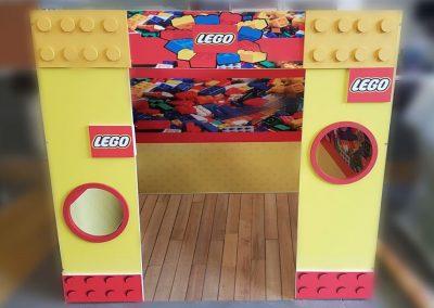 Cenogradia Para Buffet Infantil Nogueira Brinquedos (50)