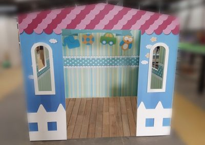 Cenogradia Para Buffet Infantil Nogueira Brinquedos (53)