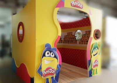 Cenogradia Para Buffet Infantil Nogueira Brinquedos (55)