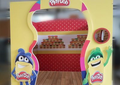 Cenogradia Para Buffet Infantil Nogueira Brinquedos (56)