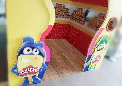 Cenogradia Para Buffet Infantil Nogueira Brinquedos (57)