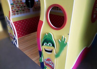 Cenogradia Para Buffet Infantil Nogueira Brinquedos (58)