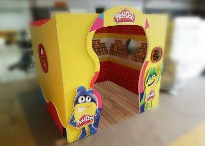 Cenogradia Para Buffet Infantil Nogueira Brinquedos (59)