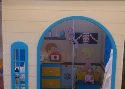 Cenogradia Para Buffet Infantil Nogueira Brinquedos (73)