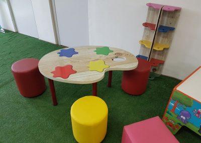 Cenogradia Para Buffet Infantil Nogueira Brinquedos (81)