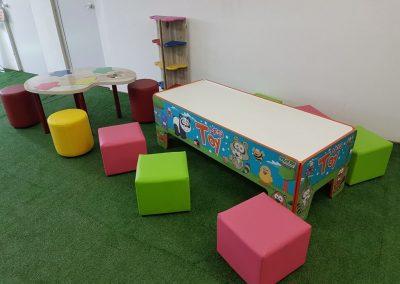 Cenogradia Para Buffet Infantil Nogueira Brinquedos (82)