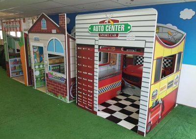 Cenogradia Para Buffet Infantil Nogueira Brinquedos (83)