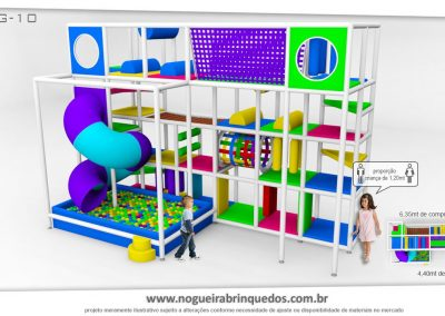 Brinquedão Kid Play Para Buffet Infantil Grande (3)