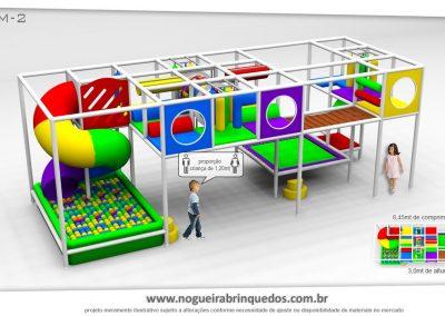 Brinquedão Kid Play Para Buffet Infantil Médio (10)