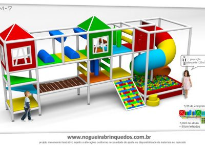Brinquedão Kid Play Para Buffet Infantil Médio (11)