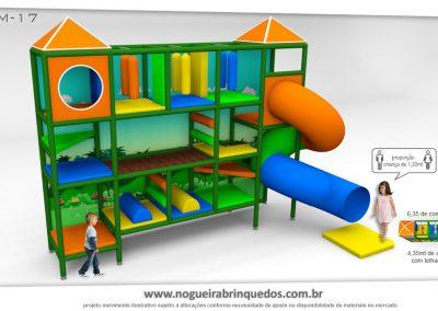 Brinquedão Kid Play Para Buffet Infantil Médio (18)