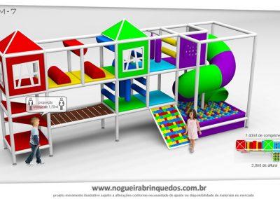 Brinquedão Kid Play Para Buffet Infantil Médio (5)