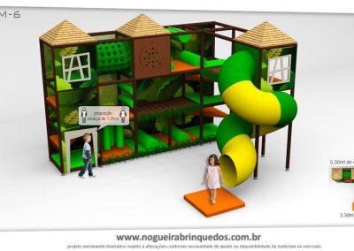 Brinquedão Kid Play Para Buffet Infantil Médio (6)