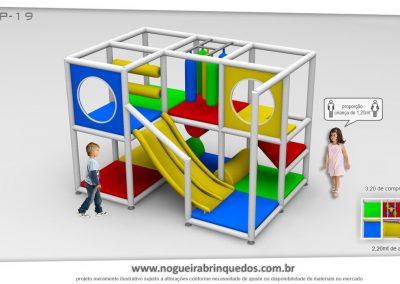 Brinquedão Kid Play Para Buffet Infantil Pequeno (15)