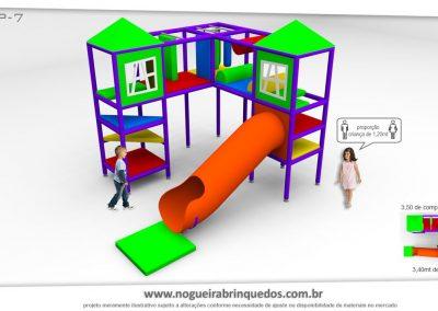 Brinquedão Kid Play Para Buffet Infantil Pequeno (8)