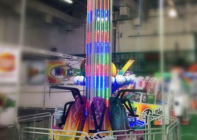 Torre Espacial Para Buffet Infantil (2)